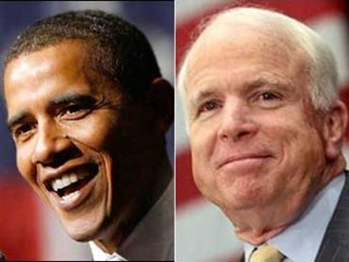 McCain and Obama