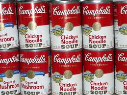 Cambell soup 2