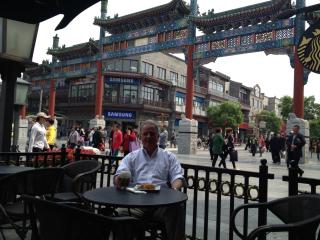 Beijing Me at Starbucks